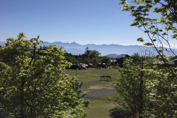南信州広域公園/うるぎ星の森オートキャンプ場